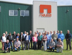 group at Nautel