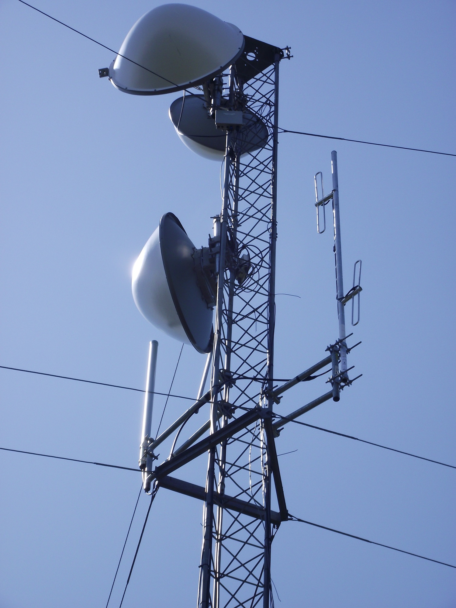 microwave tower reduced